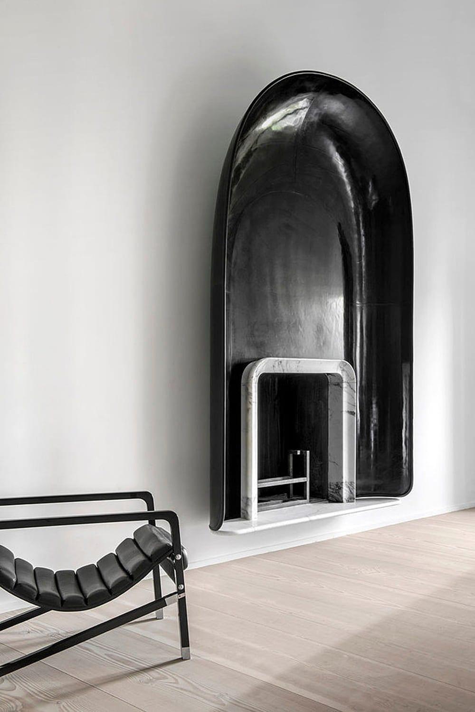 StyleAndMinimalism | Interiors | Francois Champsaur Trocadero Paris Apartment