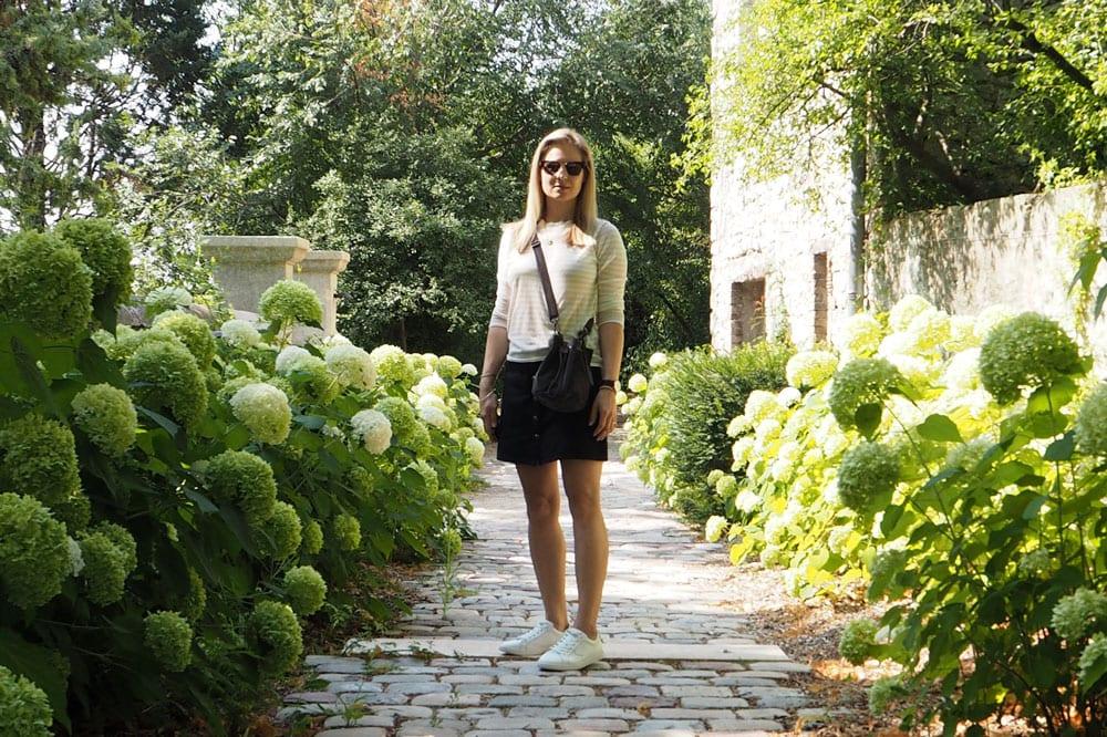 StyleAndMinimalism   Travel   Provence, France   Happy Among The Hydrangeas