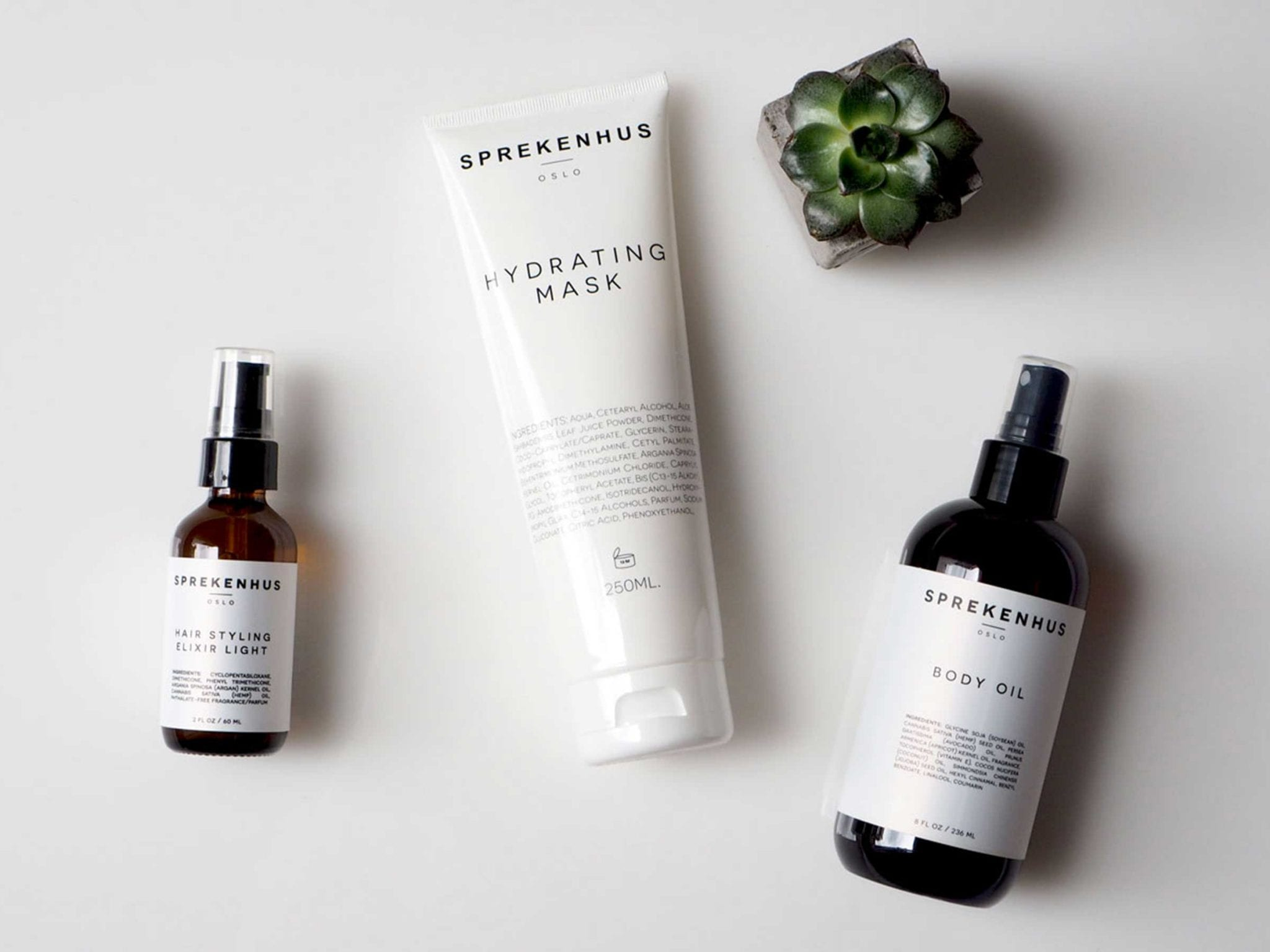 StyleAndMinimalism | Beauty | Sprekenhus Products