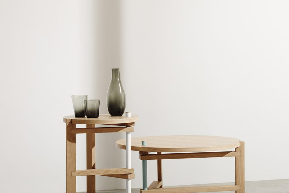 StyleAndMinimalism | Home Accessories | COS x Hay Exclusive Table Collection + Irregular Tumblers + Carafe