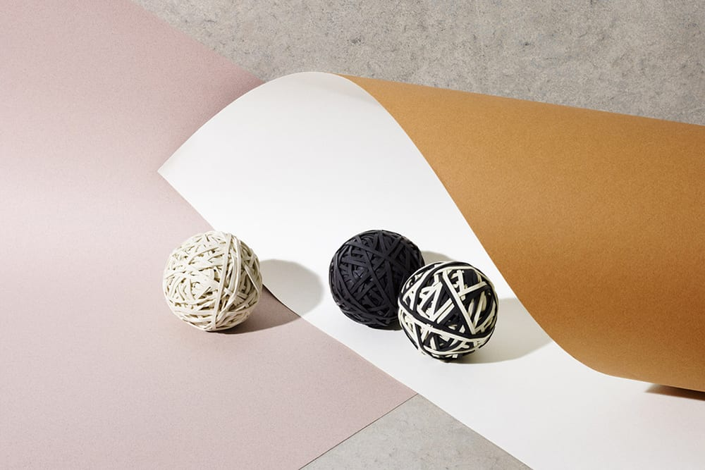 StyleAndMinimalism | Home Accessories | HAY Elastic Band Balls