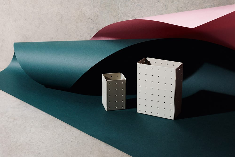 StyleAndMinimalism | Home Accessories | HAY Punched Organisers