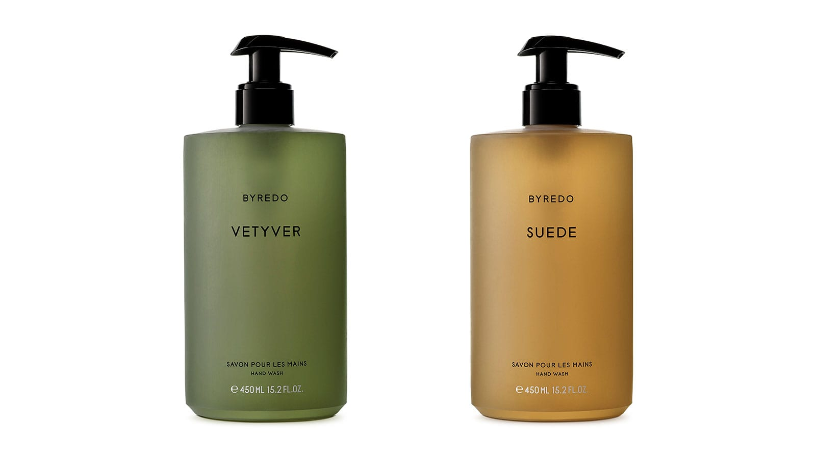 Style&Minimalism | Beauty | Byredo | New Vetyver & Suede Ranges