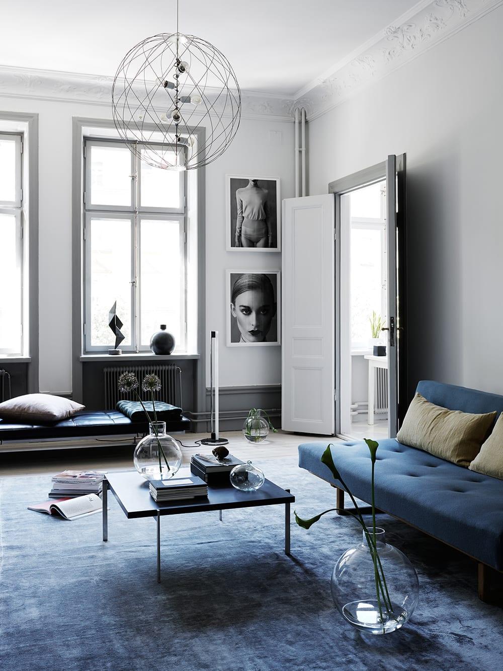 Style&Minimalism | Interiors | Maria Wretblad's Home | Photographer Kristofer Johnsson & Interior Stylist Saša Antić