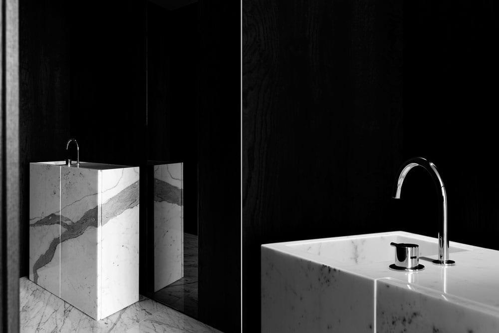 Style&Minimalism | Interiors | Villa B by Il Granito | Marble House