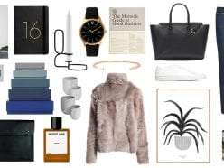 Minimalist Christmas Wish List & Gift Guide 2015