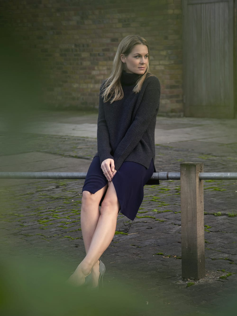 Style&Minimalism | Collaboration | Ille De Coco AW15 Knitwear