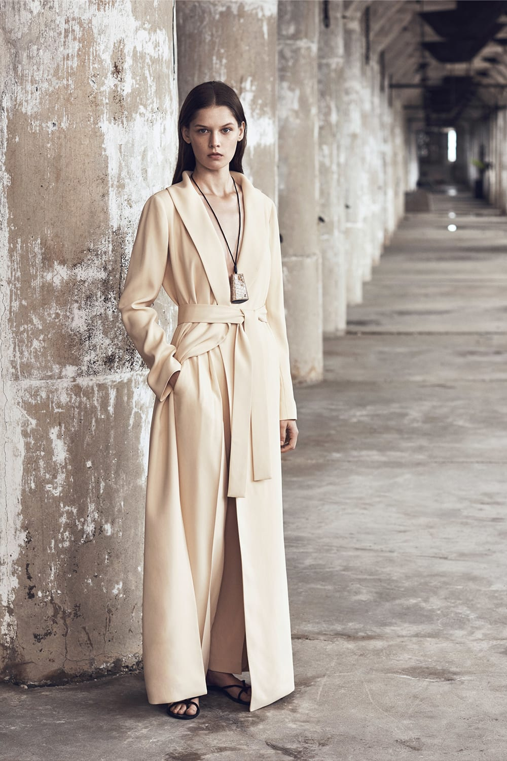 Style&Minimalism | Collections | The Row Resort '16 | Look 1