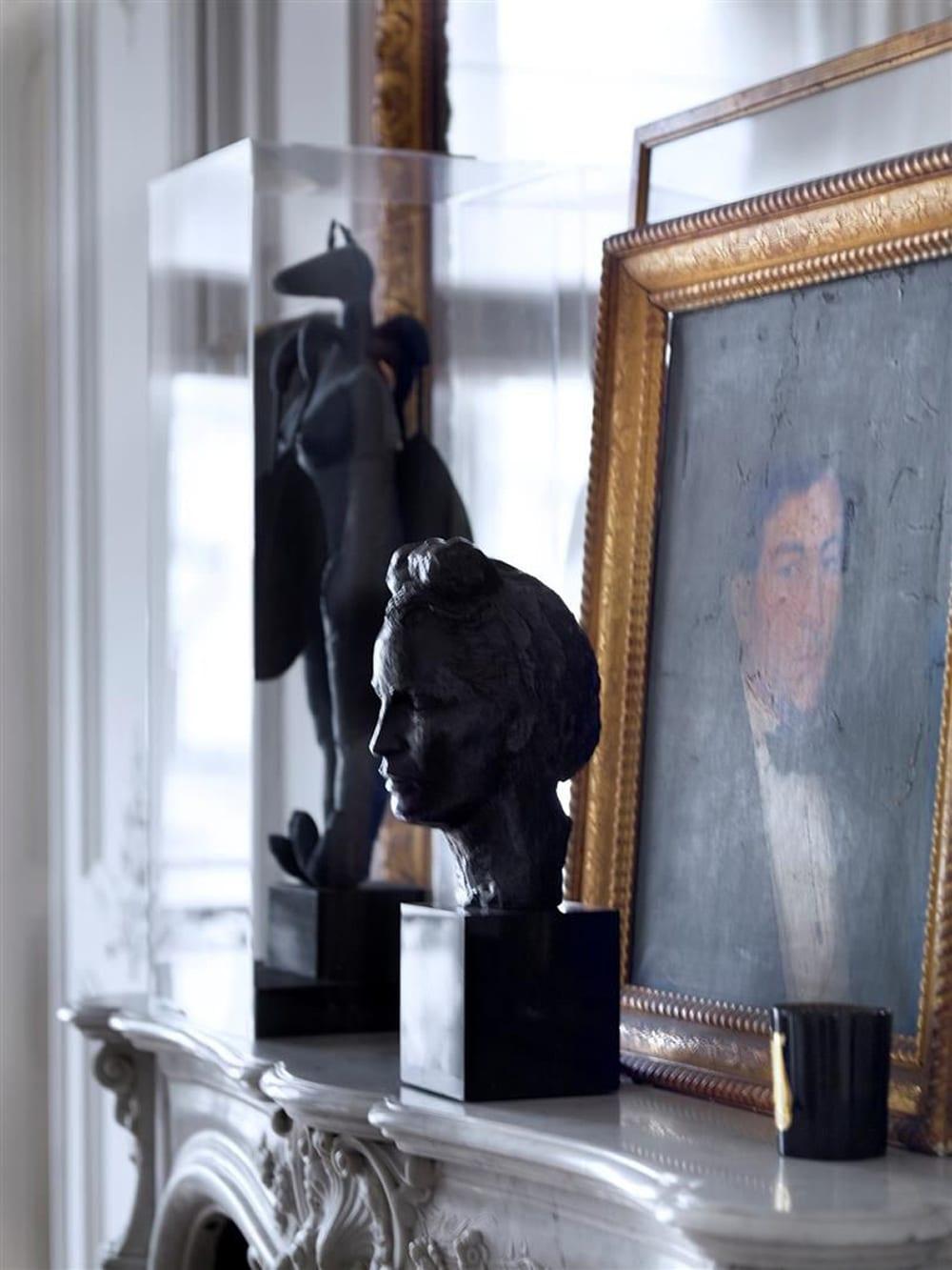 Style&Minimalism | Interiors | Gilles & Boissier | Paris Apartment
