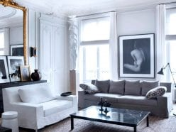 A Chic Paris Apartment
