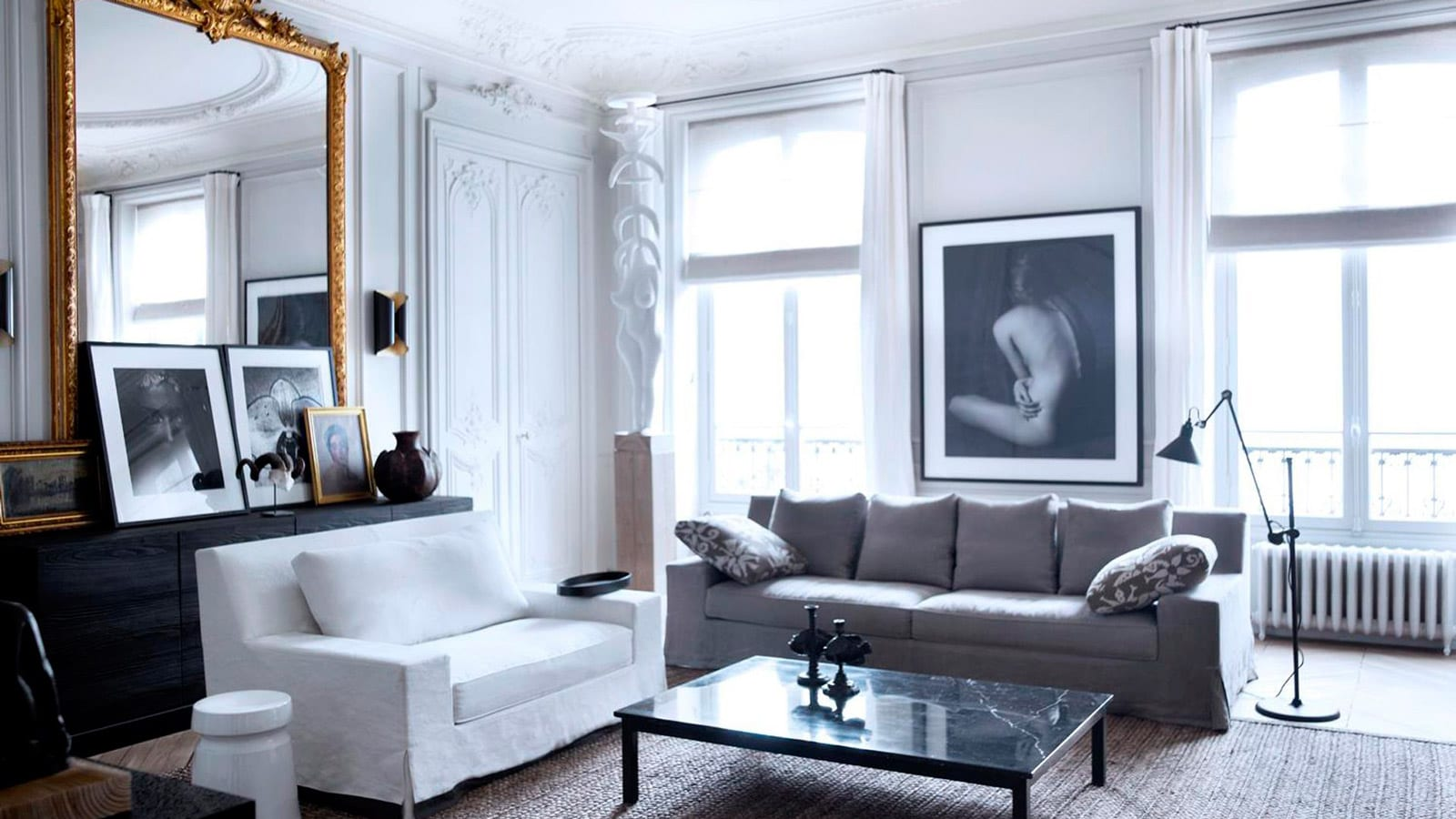 A Very Chic Paris Apartment | Style&Minimalism - photo#37