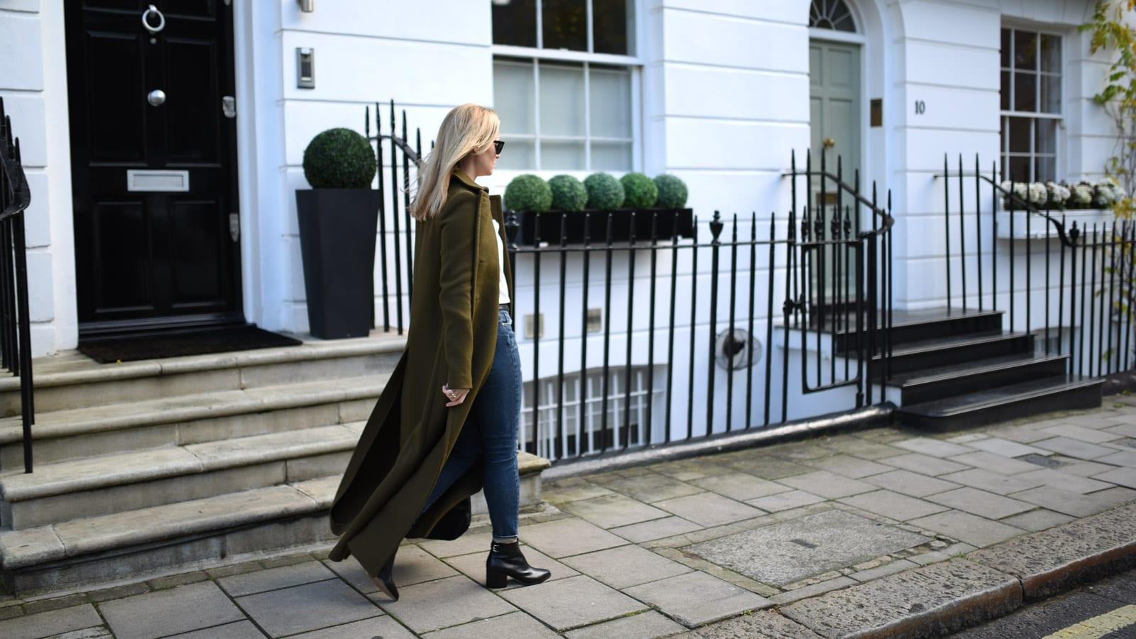 Style&Minimalism | It's Personal | Wearing Theory, Michael Michael Kors, Maison-Standards & Paige