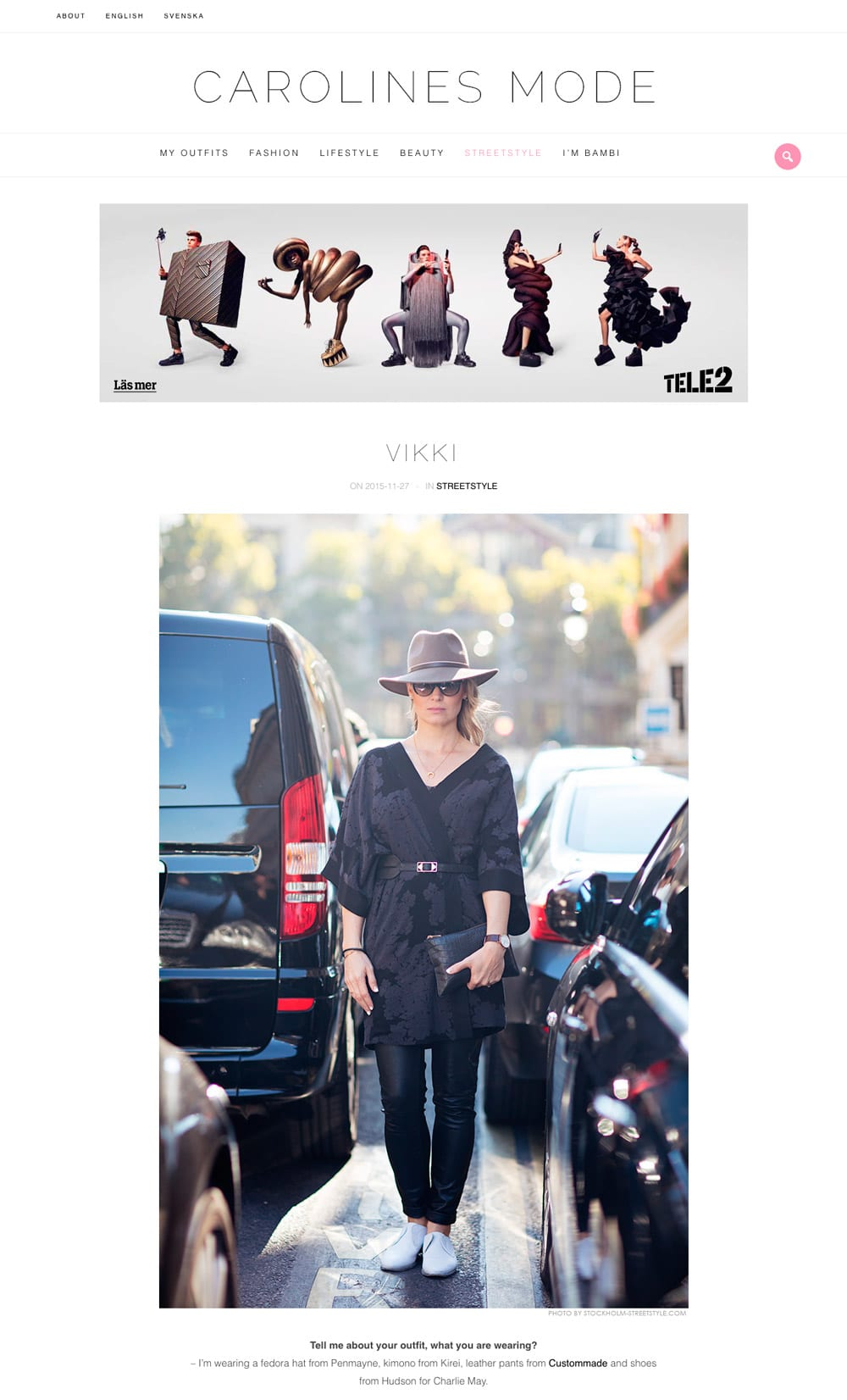 Style&Minimalism | Press | 2015 | November | Carolines Mode