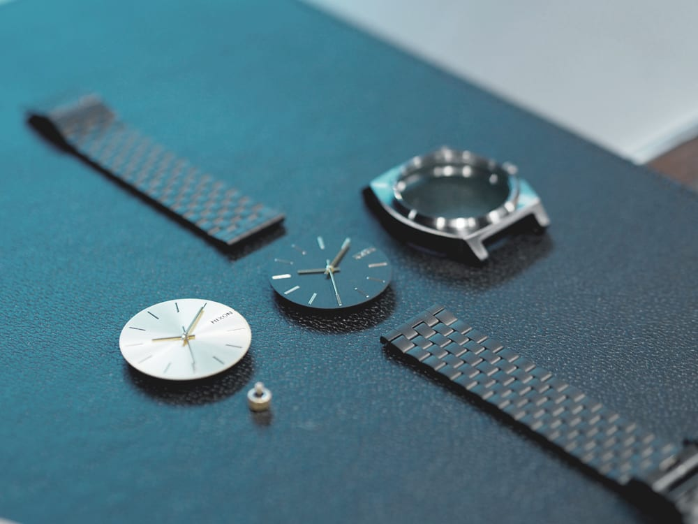 Style&Minimalism | Diary | Nixon Watch Customisation