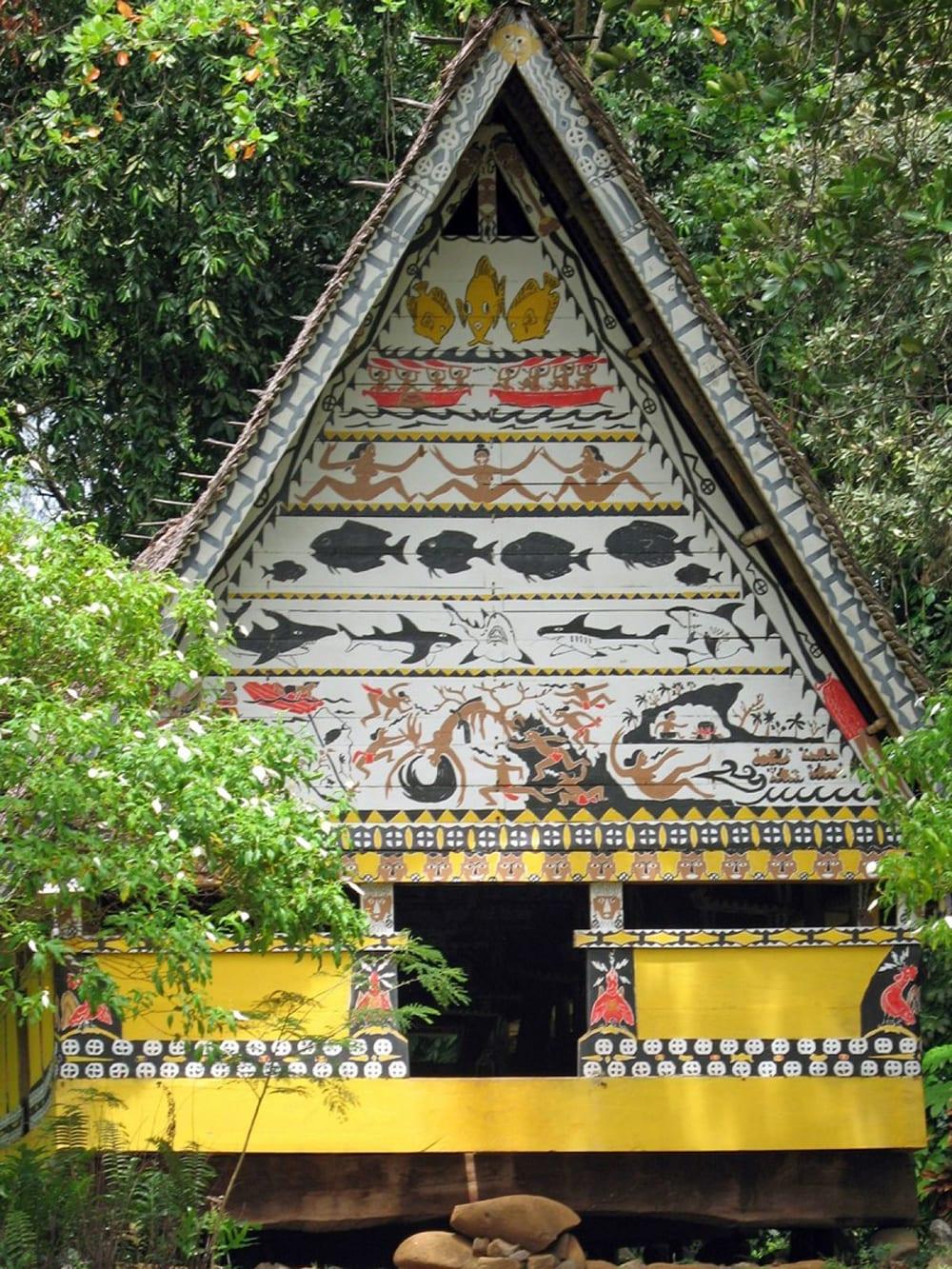 Style&Minimalism | Travel Bucket List 2016 | Palau | Traditional Bai