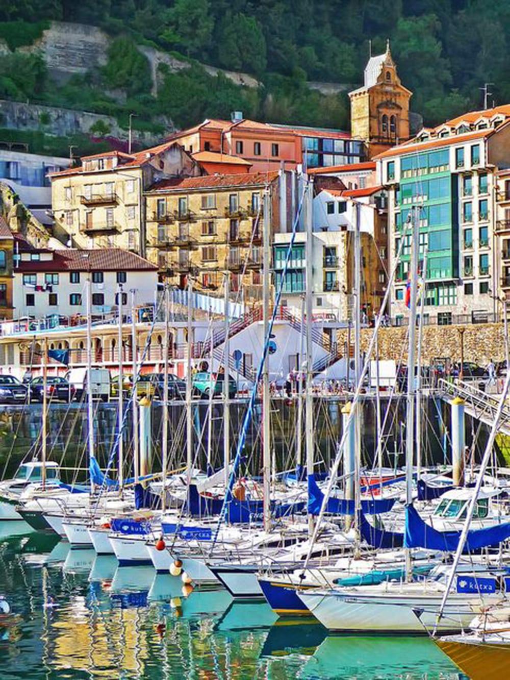 Style&Minimalism | Travel Bucket List 2016 | San Sebastian Port
