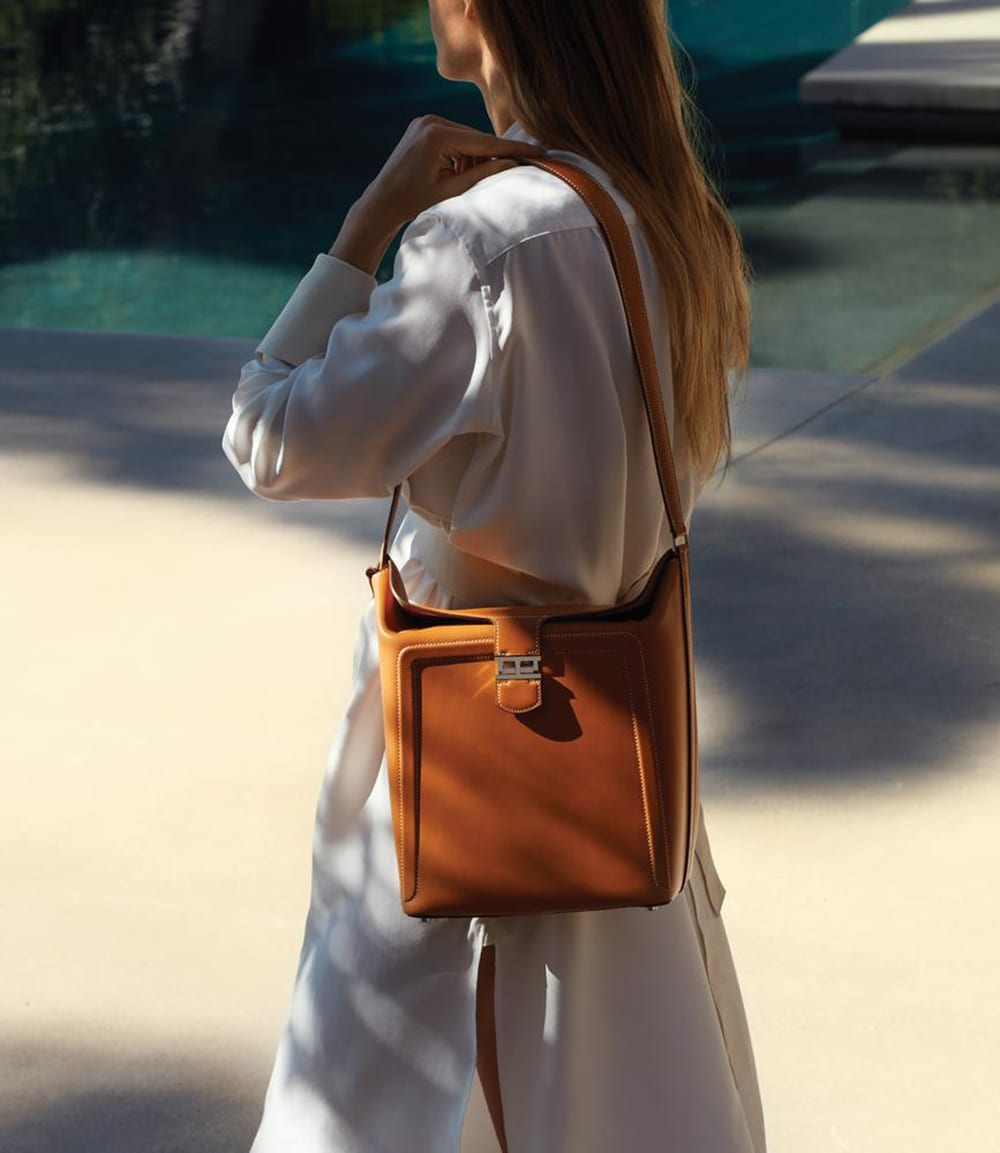 Style&Minimalism | Editorial | WSJ | Spring Awakening with model Natasa Vojnovic | best spring accessories