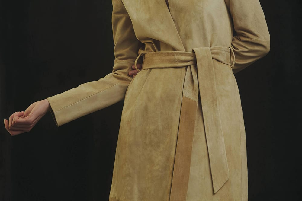 Style&Minimalism | Editorials | The Line - Why Knot: Tying It All Together For Spring