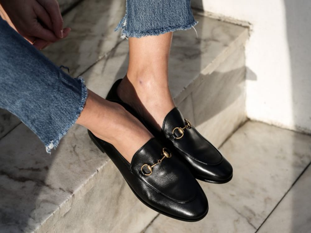 Style&Minimalism | L'Amour | Gucci Loafer | Fashion Me Now