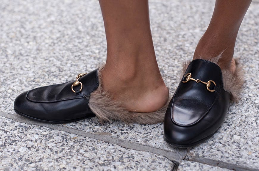 Style&Minimalism | L'Amour | Gucci Loafer