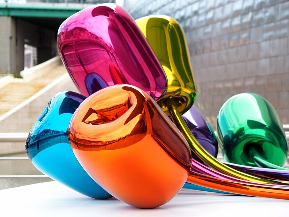 Style&Minimalism | Travel | Spain | Bilbao Travel Guide | Guggenheim Jeff Koons