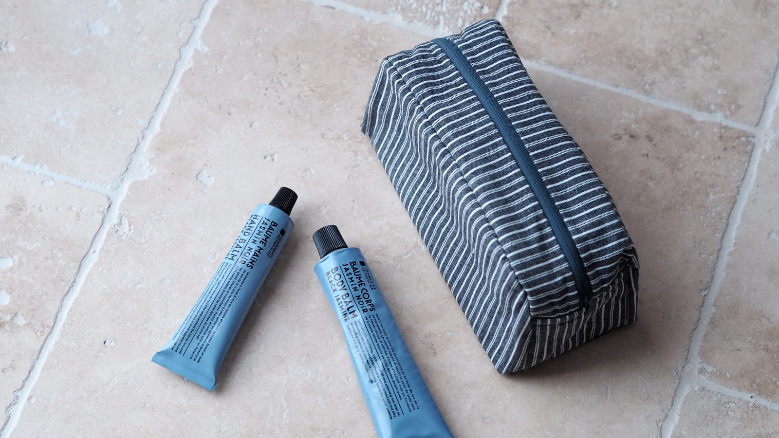 Style&Minimalism | Beauty | Competition to win Veryan Wash Bag and Compagnie de Provence Black Jasmine Hand Balm & Body Balm