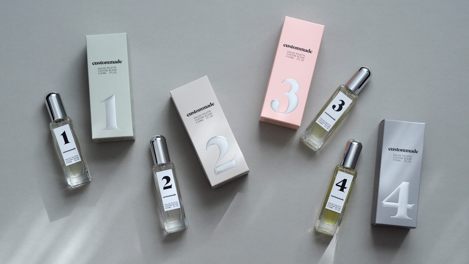 Style&Minimalism | Beauty | Custommade Mix & Match Fragrance
