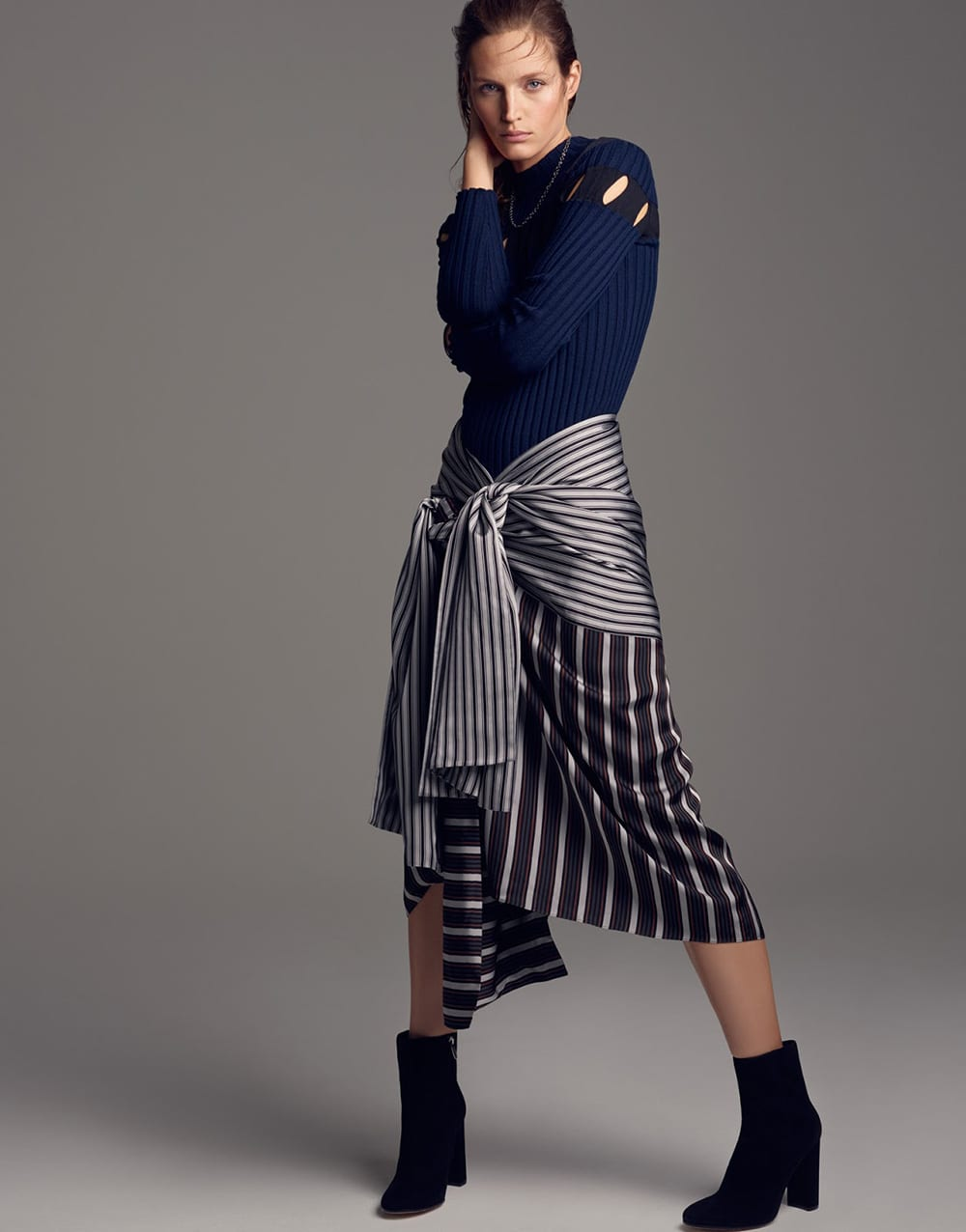 Style&Minimalism | Editorials | The Edit | Modern Grunge | Come As You Are with Vivien Solari
