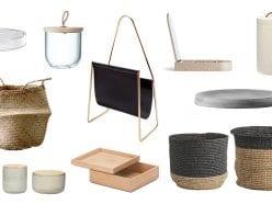 Decorative Home Storage Ideas