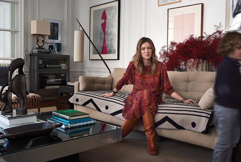 Clare Waight Keller S Paris Apartment Style Amp Minimalism