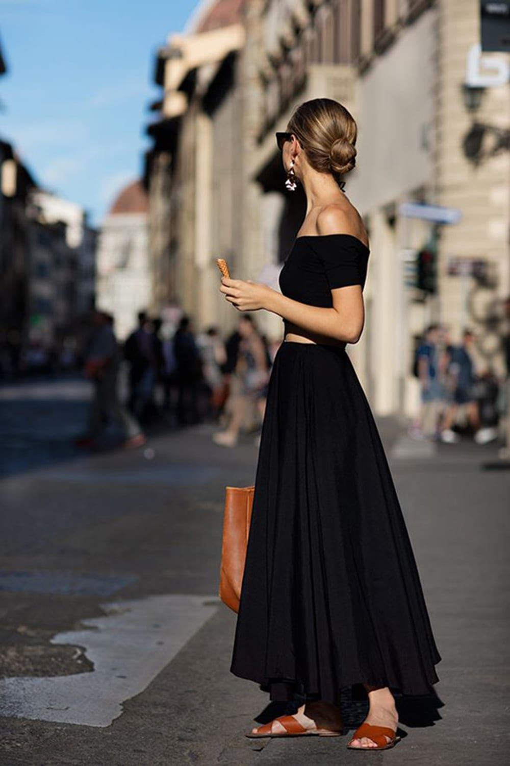 Style&Minimalism | Trends | Off-The-Shoulder Looks