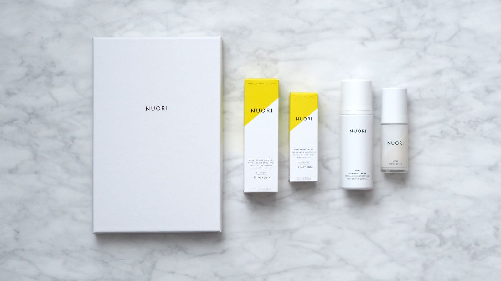 Style&Minimalism | Health & Beauty | Nuori Fresh Skincare