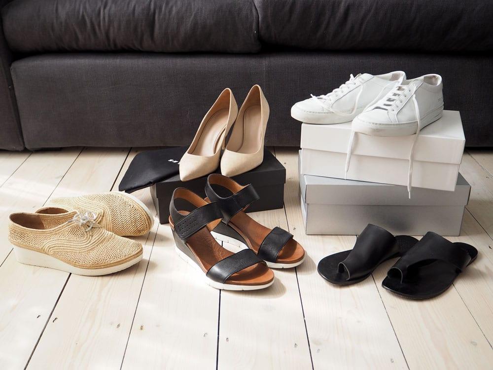 Style&Minimalism | It's Personal | Moda in Pella Shoedrobe