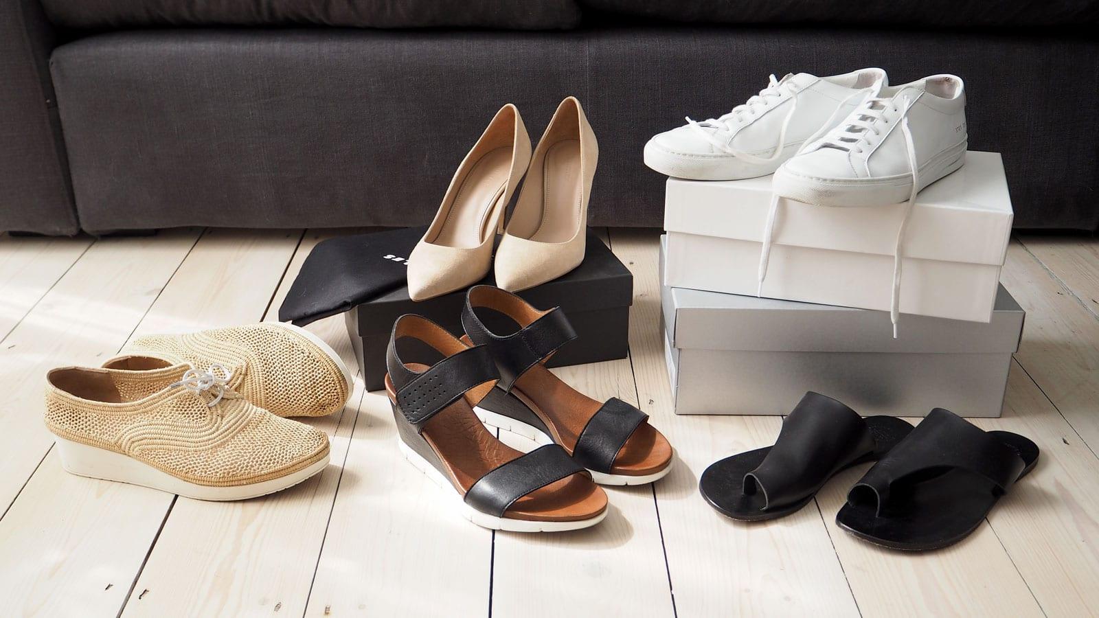 Style&Minimalism   It's Personal   Moda in Pella Shoedrobe