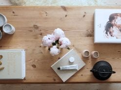 Coffee Table Details with Arlo & Jacob