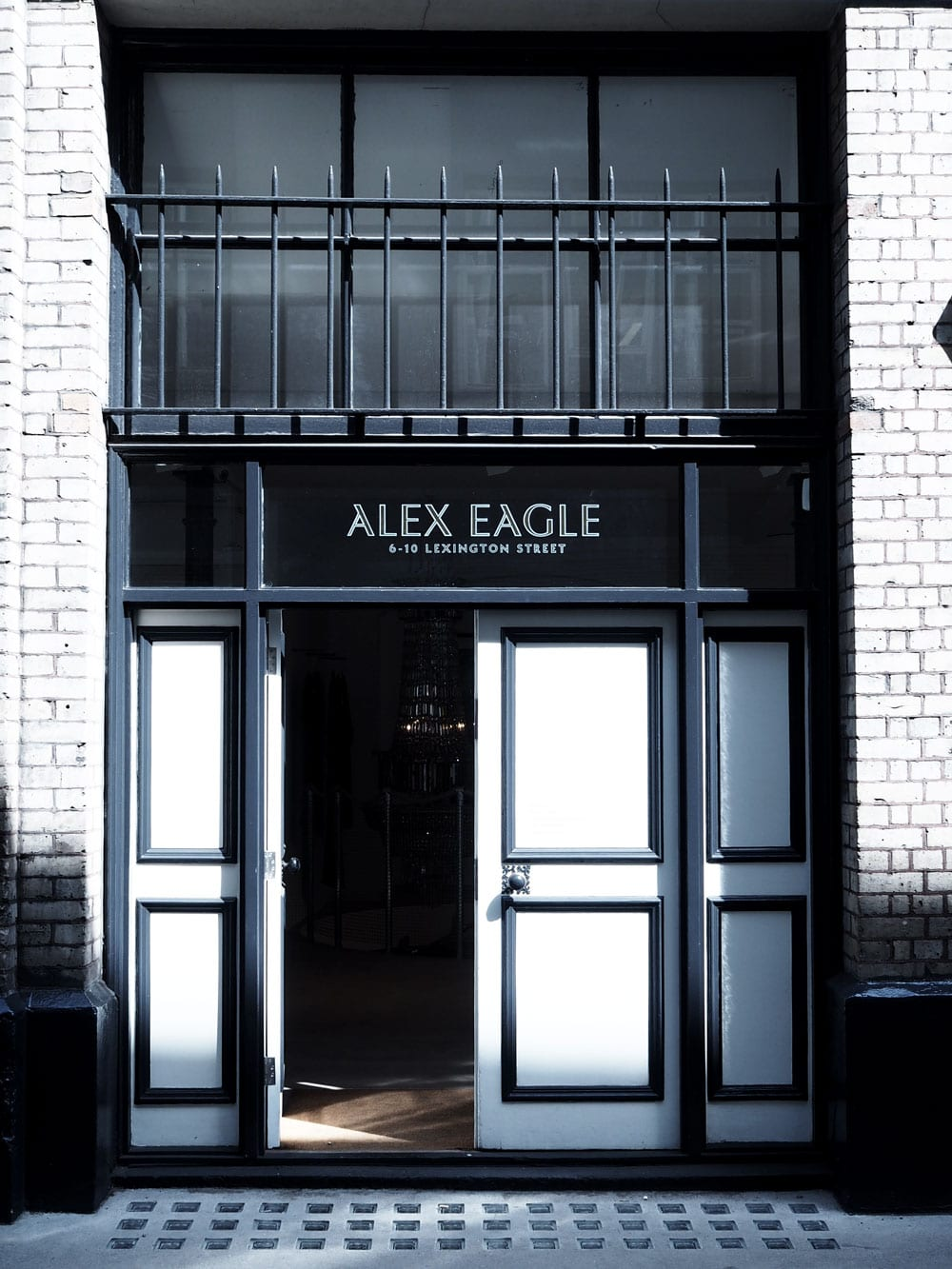 Style&Minimalism | Diary | Alex Eagle On Lexington, Soho