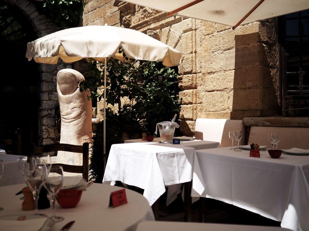 Style&Minimalism | Travel | Saint Paul de Vence, France | Colombe d'Or