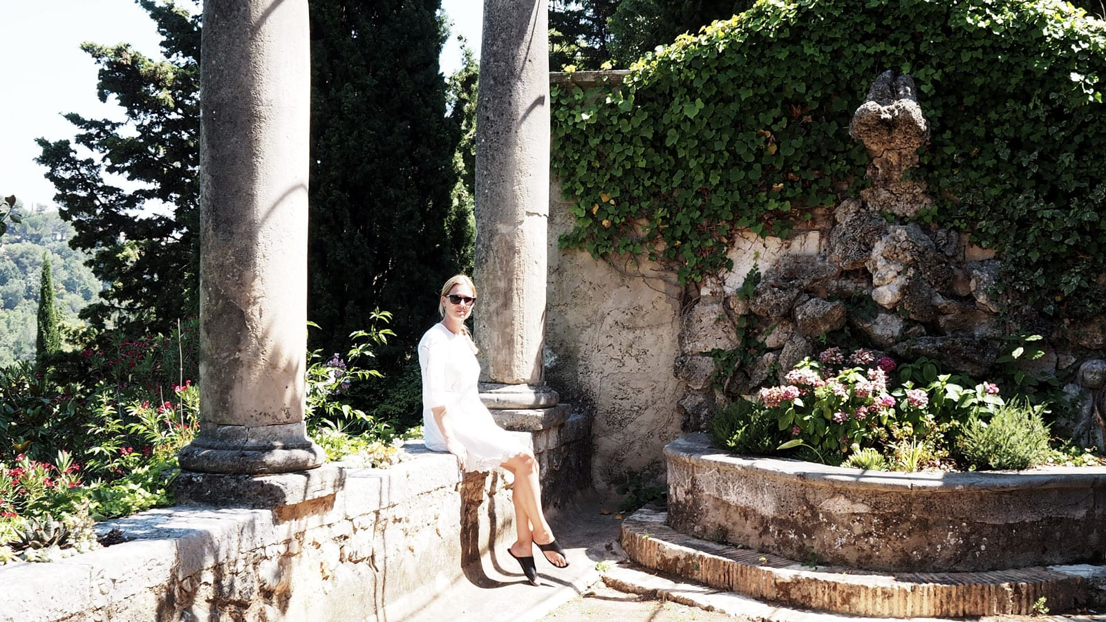 Style&Minimalism | Travel | Saint Paul de Vence, France | Colombe d'Or