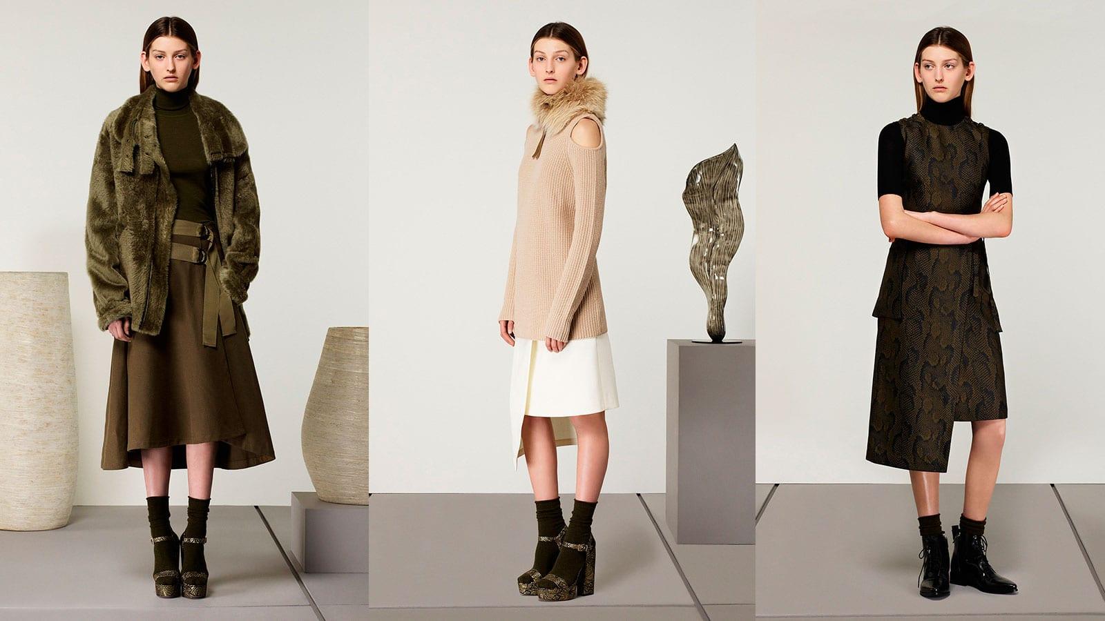 Style&Minimalism   Collections   Zoe Jordan AW16