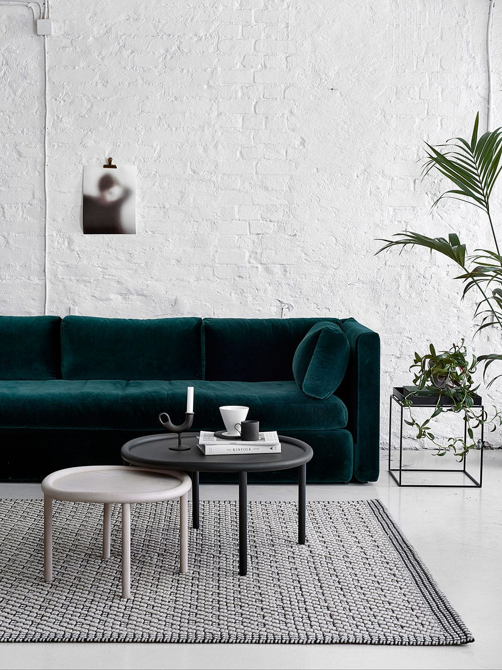 Home Inspiration | Decorating with Velvet