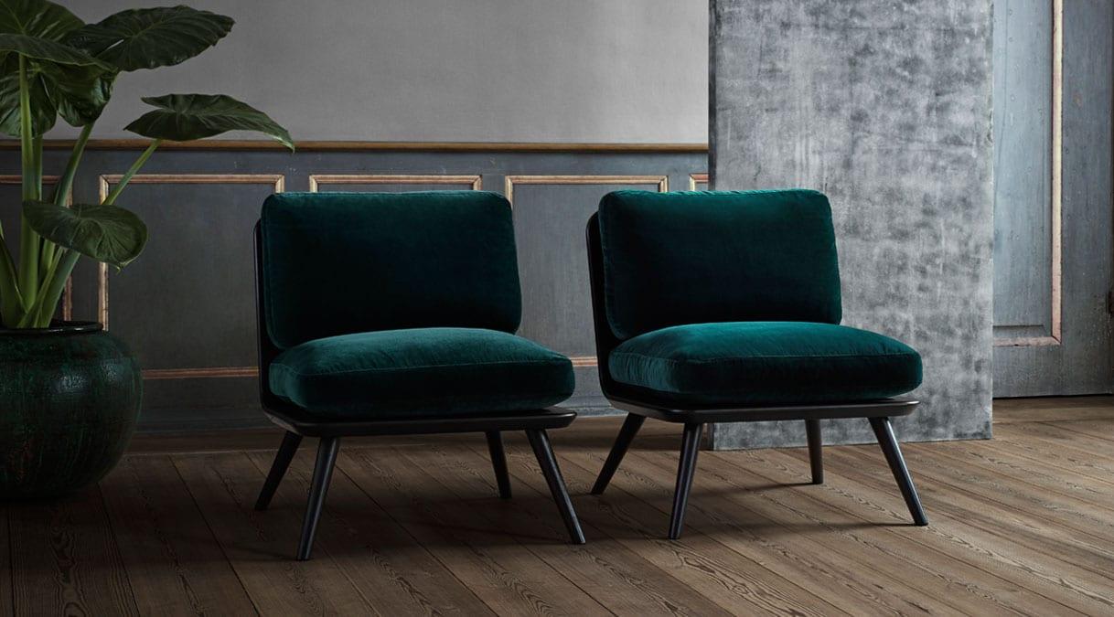 Style&Minimalism   Home Inspiration   Decorating with Velvet