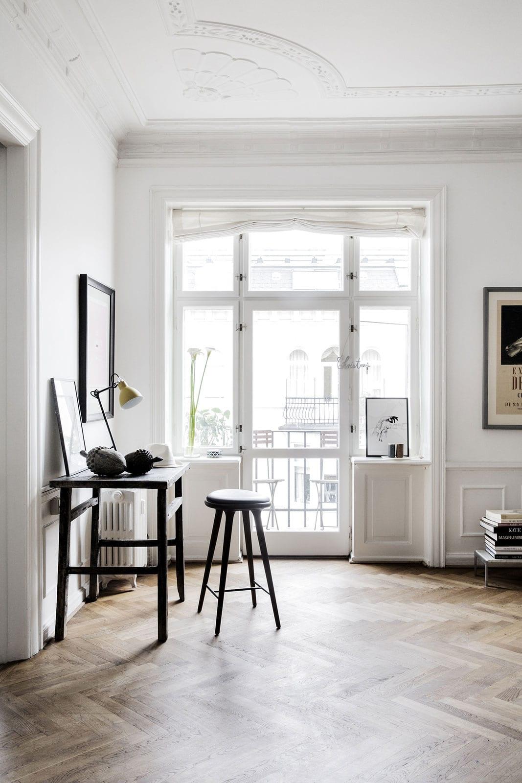 Ivona Bruun's Apartment by Line Thit Klein for Elle Decoration Denmark