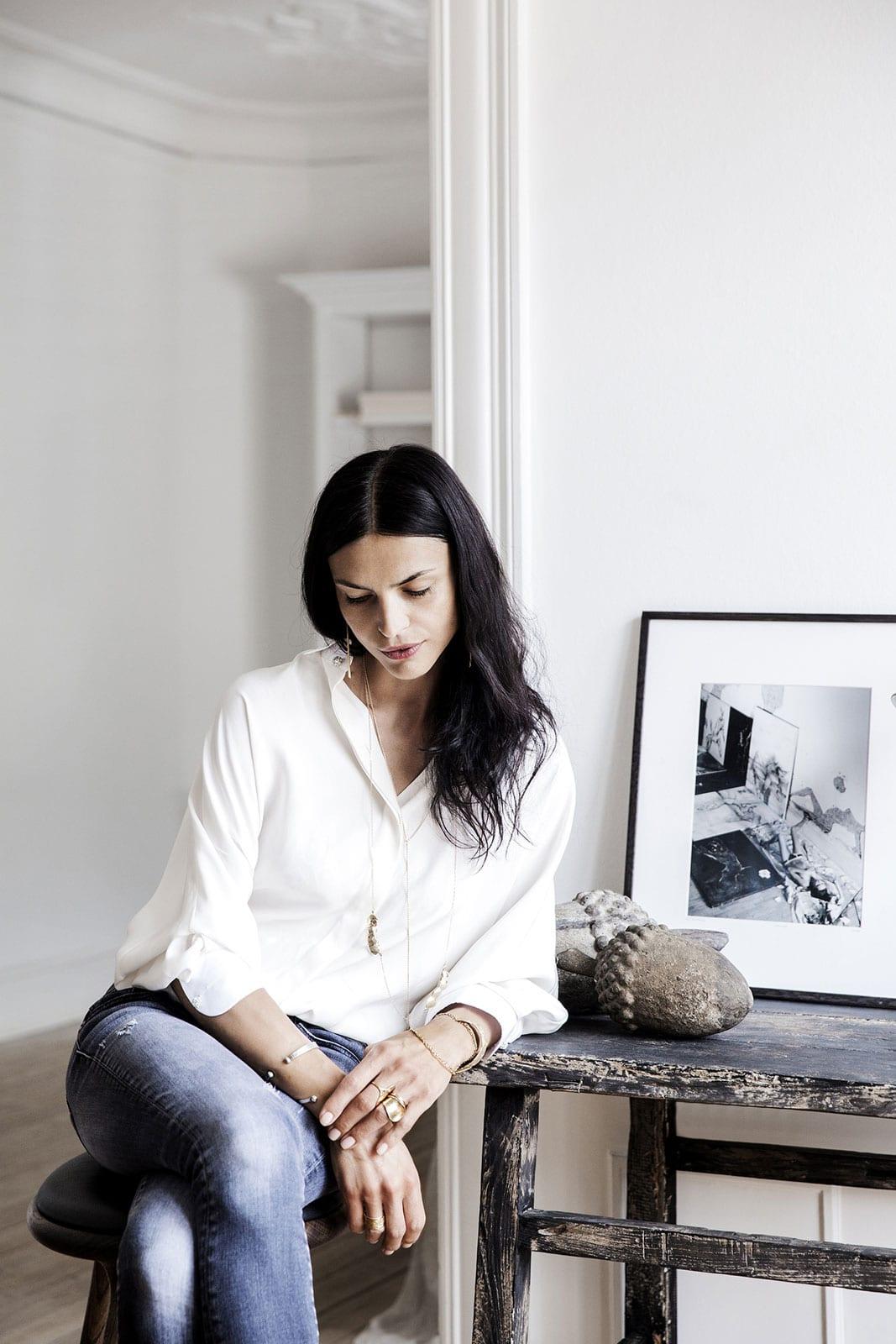 Ivona Bruun S Elegant Living Room Style Amp Minimalism