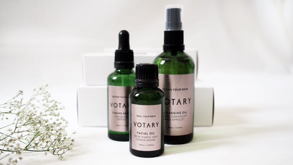 Votary Skincare Autumn Essentials