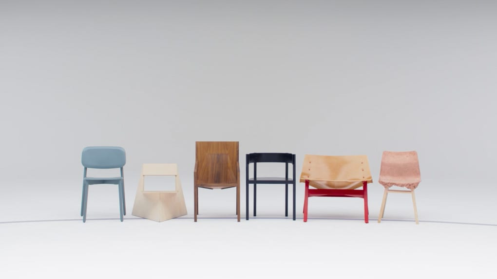 COS x Musical Chairs Christmas Campaign by Lernert & Sander