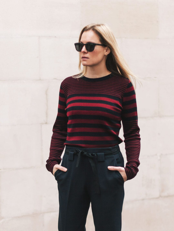 London Fashion Week Style with ME+EM