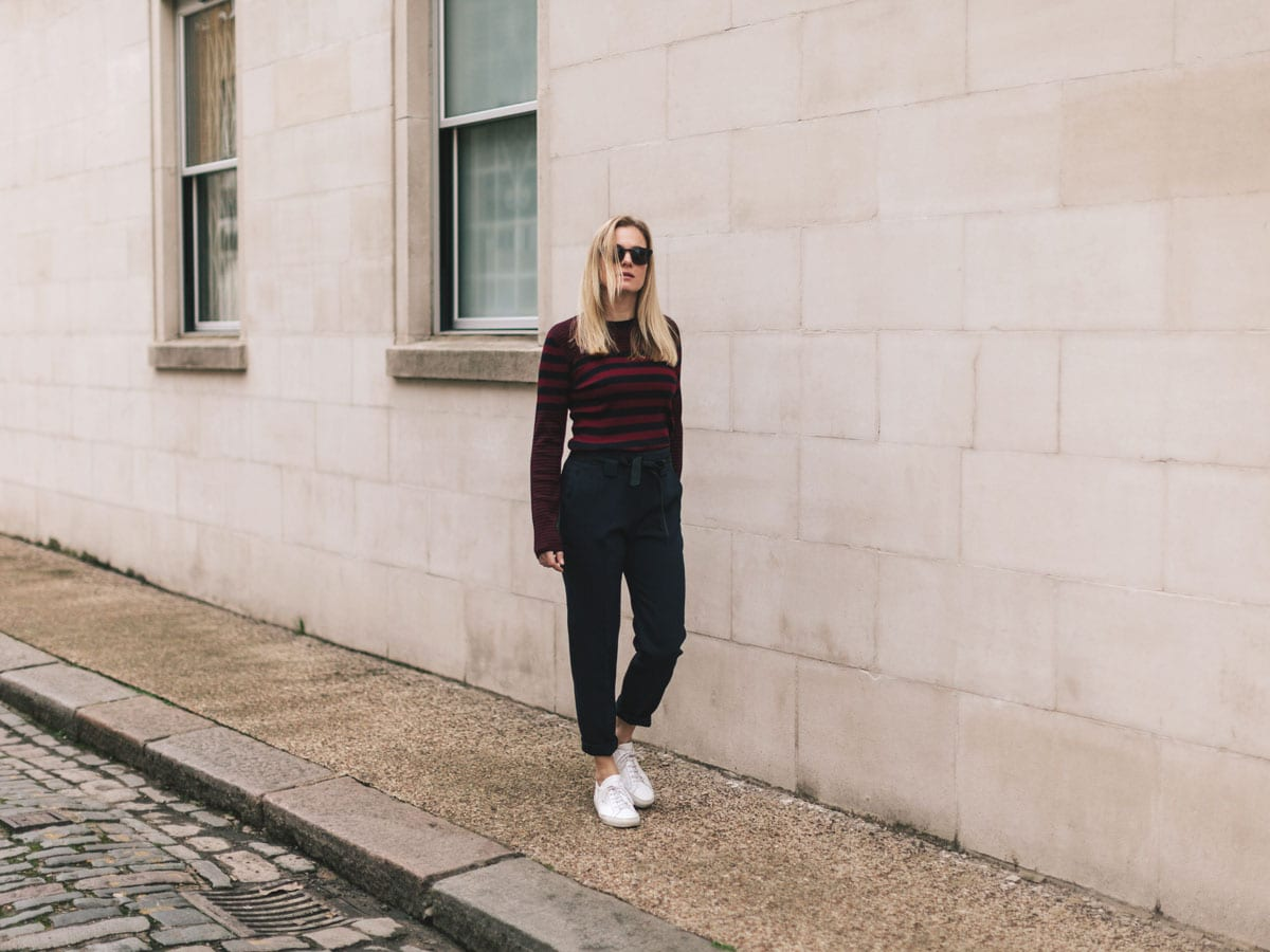 London Fashion Week Style with ME+EM