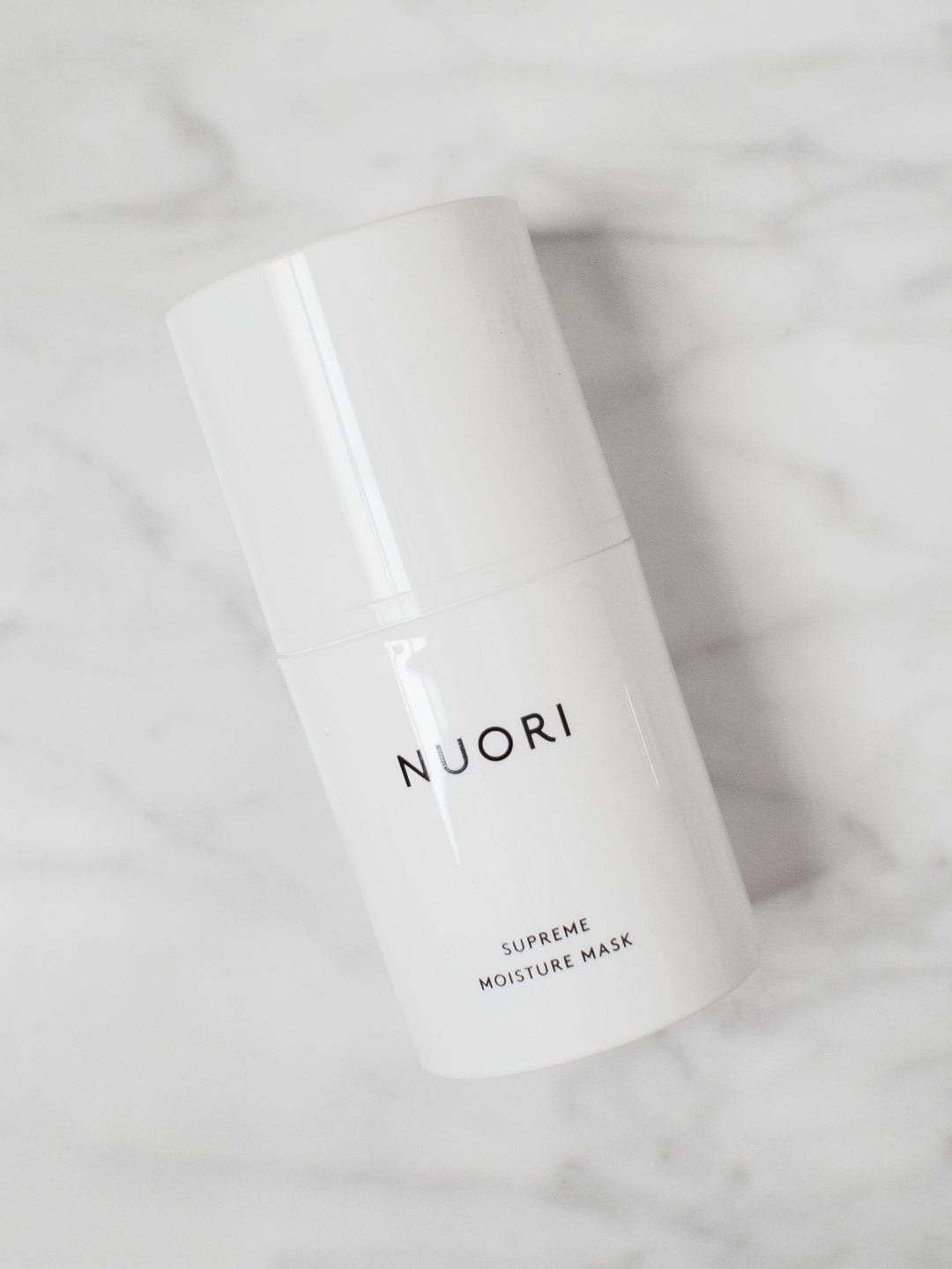 Best Face Masks & Treatments | NUORI Supreme Moisture Mask