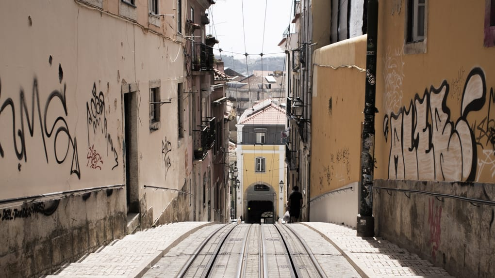 Postcards From Lisbon