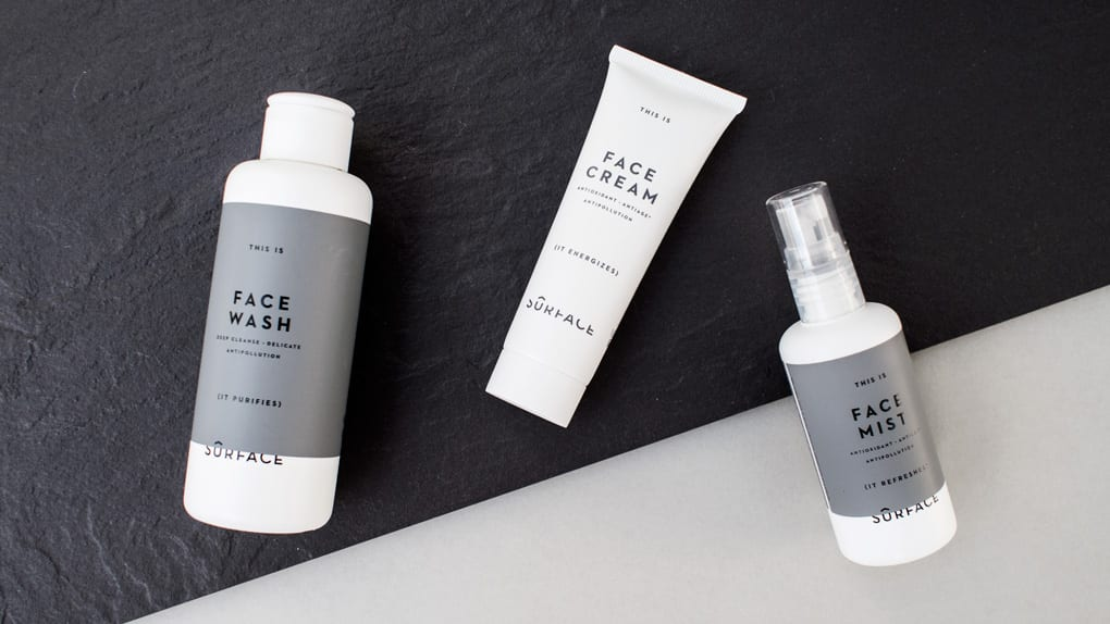 Sûrface Cares Skincare